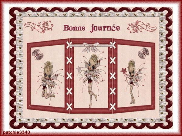 BONNE JOURNEE FAIRY